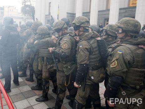Вгосударстве Украина приняли главное решение поНацгвардии— Может использовать водометы