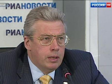 СМИ проинформировали обаресте вПольше экс-главы НПО «Космос»