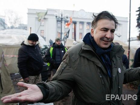 Екстрадиційна перевірка Саакашвілі може закінчитися до кінця грудня,— адвокат