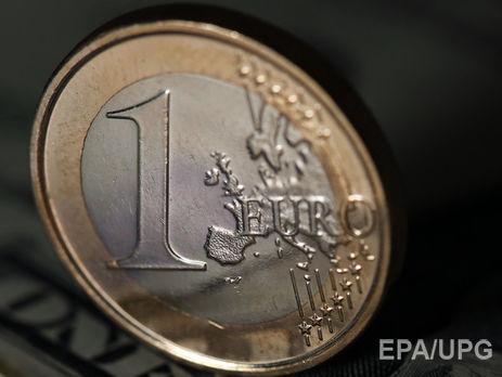 Вперше за рік євро досягло позначки 33 грн