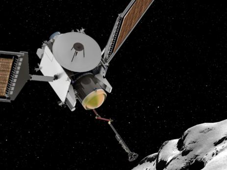 NASA отправит автоматическую станцию ккомете Чурюмова-Герасименко, либо наТитан