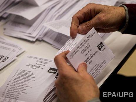Мадрид навыборах вКаталонии достиг только одного— Политолог
