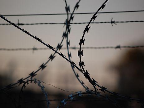 Ограждение между Крымом и Украинским государством появится вконце весеннего периода