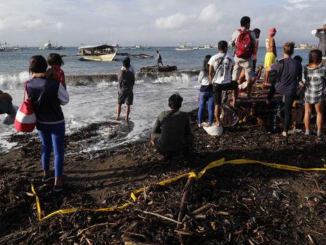 НаФилиппинах около 90 человек погибли в итоге схода селя инаводнений