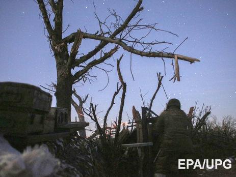 НаДонбасі бойовики уже порушили «різдвяне» перемир'я