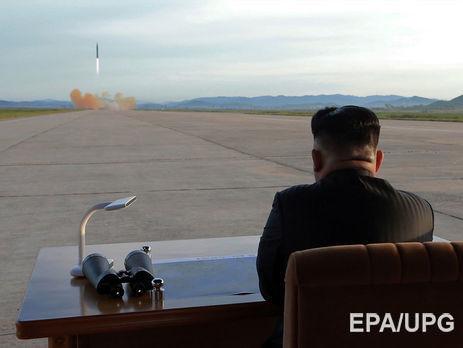 Ким Чен Ынназвал КНДР страной, способной нести ядерную угрозу США