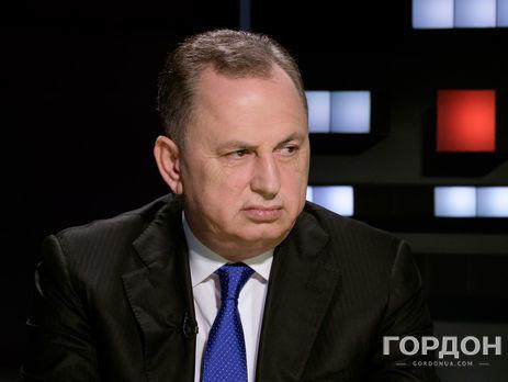 Борис Колесніков: Президентських амбіцій у мене немає. Я не вірю, що президентська модель принесе успіх нашій країні