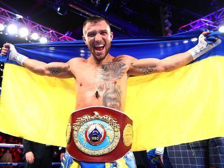 Василий Ломаченко— лучший боксер года поверсии Boxing News 24
