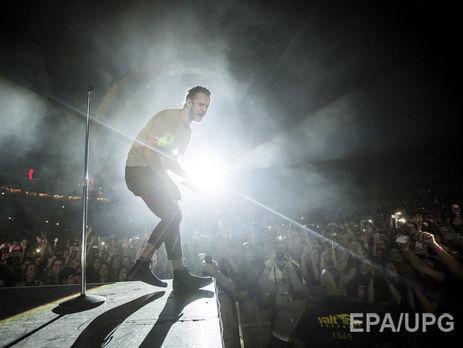 Вгосударстве Украина впервый раз выступит североамериканская группа Imagine Dragons