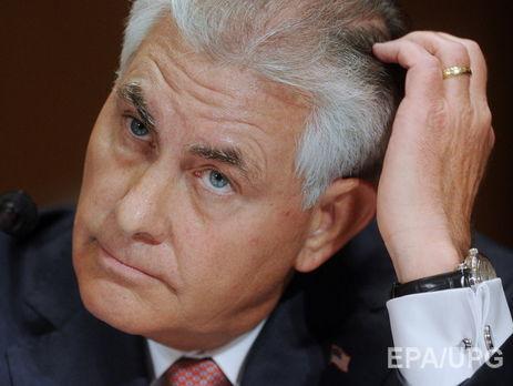 Держсекретар США назвав стосунки Сполучених Штатів зРосією поганими