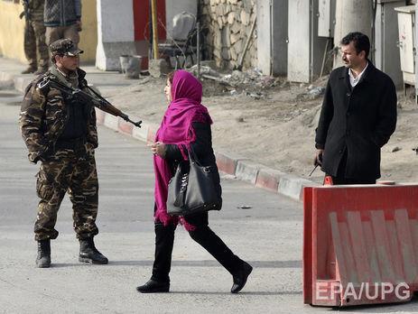Атака смертника вКабулі: 40 людей загинули