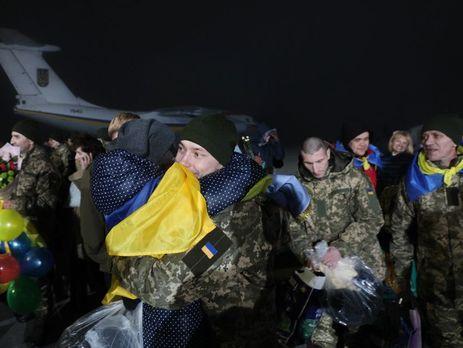 Вгоспиталь вКиеве обратились 24 военных— Освобождение украинских заложников