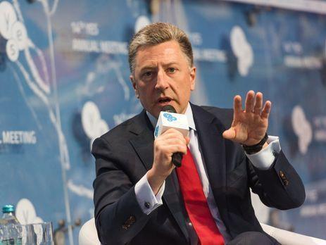 «Подойдет нам обоим»: появились новые детали встречи Волкера иСуркова