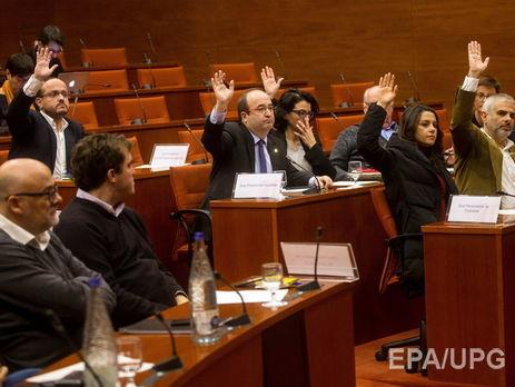 Премьер Испании озвучил дату созыва нового парламента Каталонии