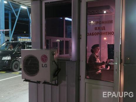 Украина анонсировала введение биометрического контроля с70 странами