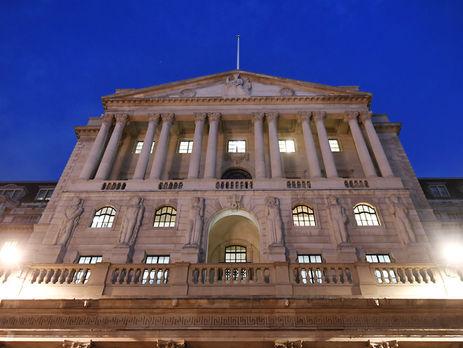Банк Британии в 2018г может сделать свою криптовалюту