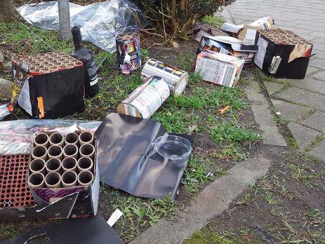 ВГермании отвзрывов фейерверков вновогоднюю ночь погибли два человека
