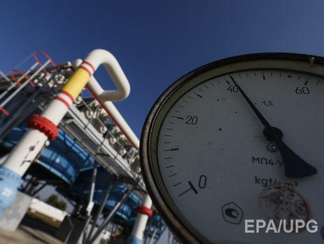 За прошедший год Украина нарастила импорт газа