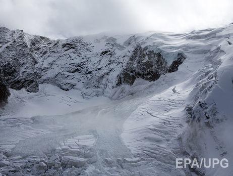 Українців попередили про лавини вКарпатах