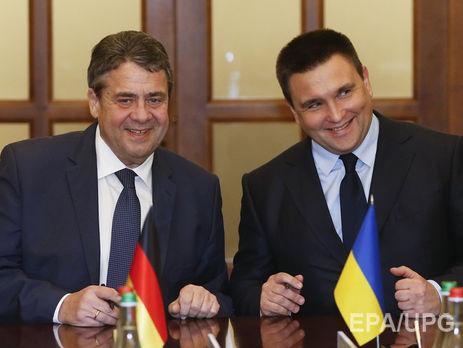 Клімкін пригрозив німецьким компаніям, які вважають Крим російським