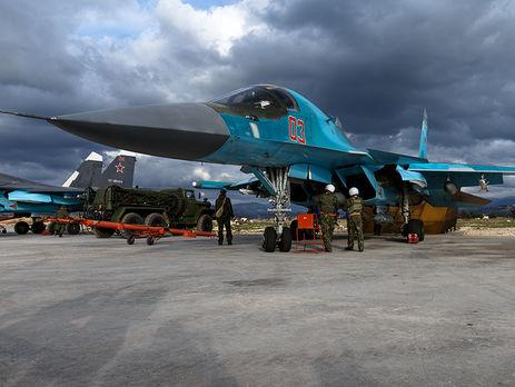 УРосії підтвердили обстріл їх бази вСирії тасмерть військових