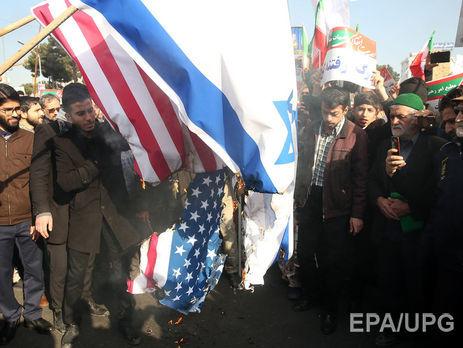 Протесты вИране: США осудили аресты демонстрантов ирасширили санкции