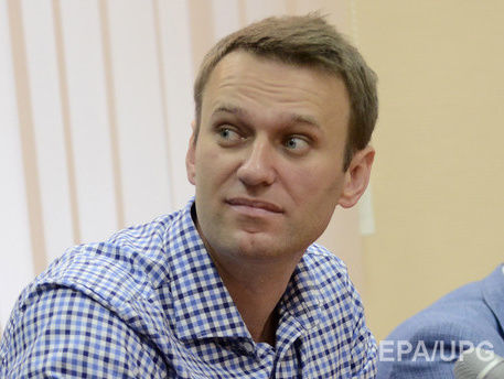 Навальный объявил, что вПетербурге заним иего супругой ведется слежка