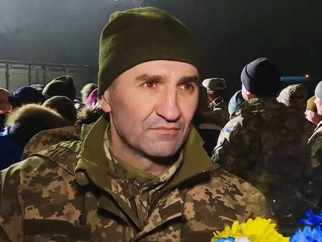 Николай Герасименко: Когда война закончится не знаю. Но точно знаю: Украина там будет. И флаг наш там висеть будет