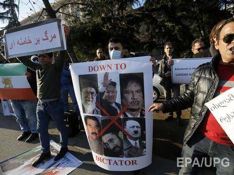 Президент Ирана усматривает внедавних протестах поддержку его политики