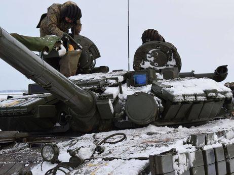 Порушення перемир'я наДонбасі: бойовики збільшили число обстрілів