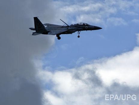 Израиль нанес удар потерритории Сирии— Дамаск