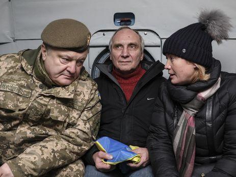 Освобожденный ученый Козловский рассказал оплене убоевиков