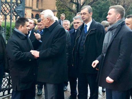 Україна таРумунія домовилися напрацювати спільний документ щодо імплементації закону про освіту