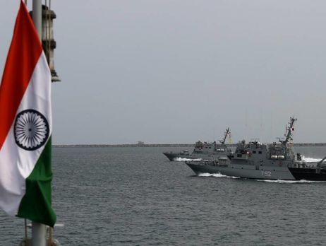 Над Аравійському морем зазнав аварії індійський вертоліт, п'ять осіб загинули, двох шукають