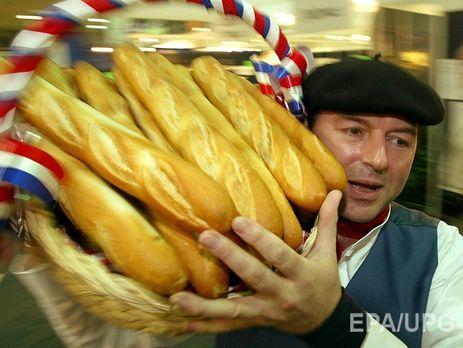Макрон предложил внести французский багет в список наследия ЮНЕСКО