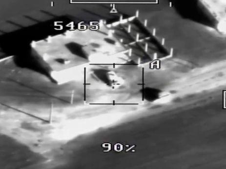 У соцмережах виявили монтаж на відео Міноборони РФ з вбивством нібито обстріляли базу Хмеймим бойовиків