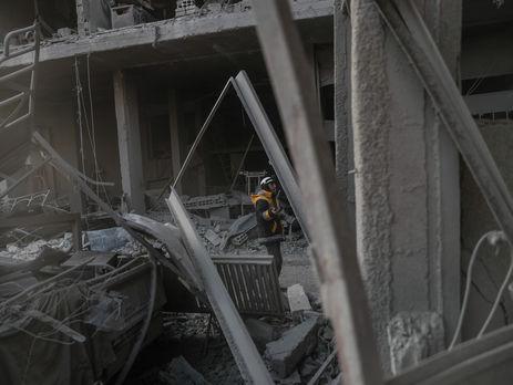 У Сирії урядові війська застосували хімічну зброю проти повстанців під Дамаском