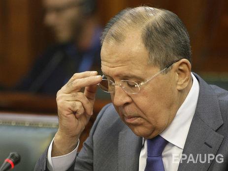 Лавров звинуватив Україну в«порушенні» Будапештського меморандуму