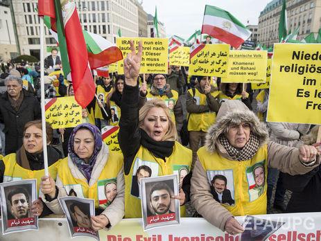 В ходе протестов в Иране погибли 25 человек – СМИ