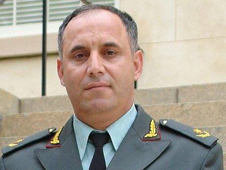 ВГрузии убили экс-командующего Нацгвардией