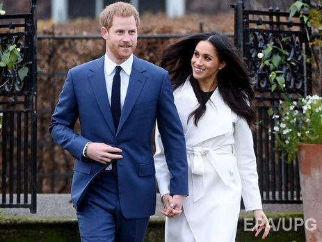 Свадьба Гарри и Меган запланирована