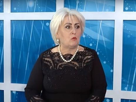 Невгамовна Неля Штепа планує знову стати мером Слов'янська