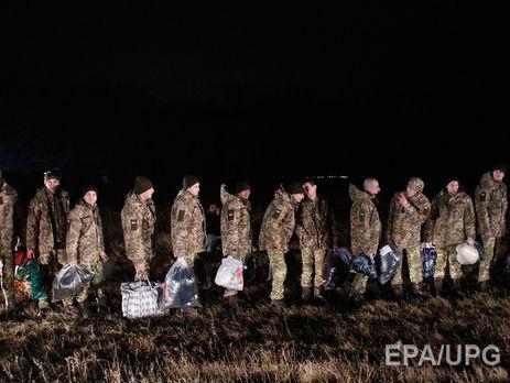 Умедзакладах залишаються 46 українців, звільнених зполону бойовиків