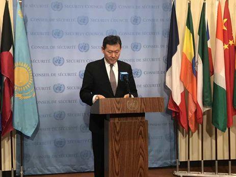 Казахстан: Мыготовы принять усебя переговоры поДонбассу