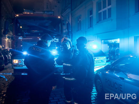 Уцентрі Праги горів готель, двоє людей загинуло, дев'ятеро постраждало
