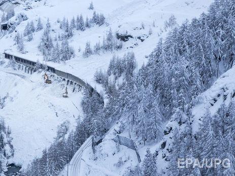 ВКарпатах группа киевлян угодила под лавину