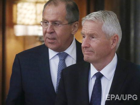 Совет Европы планирует вернуть Российскую Федерацию вПАСЕ