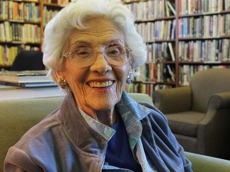 ВСША скончалась старейшая артистка Голливуда