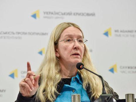 МОЗ: щотижня вУкраїні 800 людей захворюють на кір