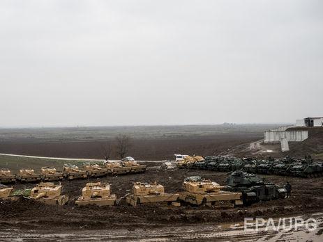 Туреччина заявила про ліквідацію сотень курдів уСирії